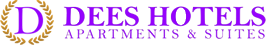 Dees Hotels Apartments and Suites Logo